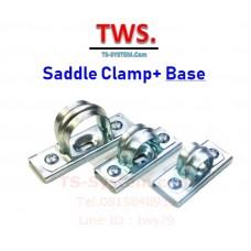 Suddle Clamp + Base