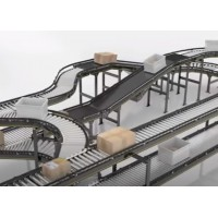 รับออกแบบระบบลำเลียงชิ้นงาน,Conveyor,KAIZEN Line ผลิต